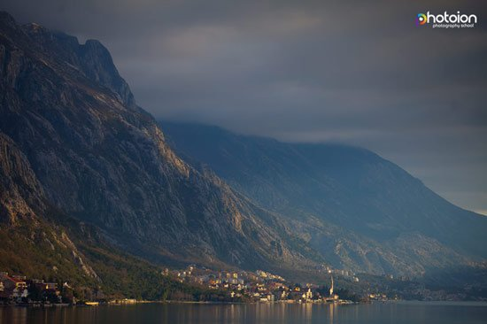 photography holiday in montenegro kotor bay